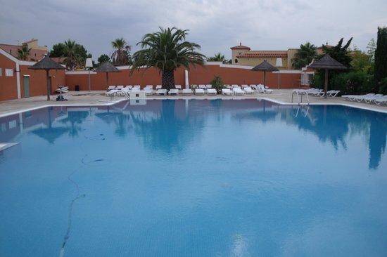 Camping Sunelia Les Tropiques: la piscine