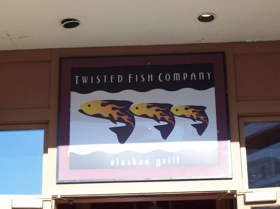 Twisted Fish Company Alaskan Grill: Welcome!