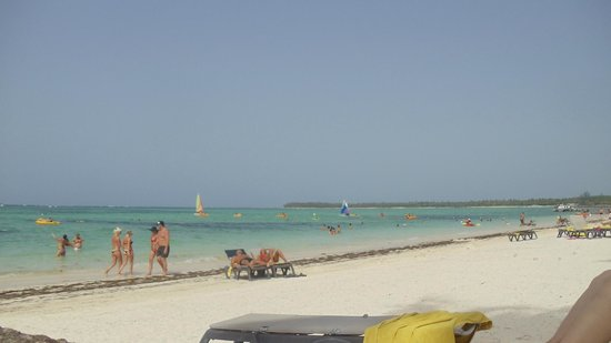 Barcelo Bavaro Palace: Beach
