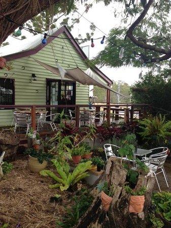 The Tiny Tea House: Tea House Garden 1