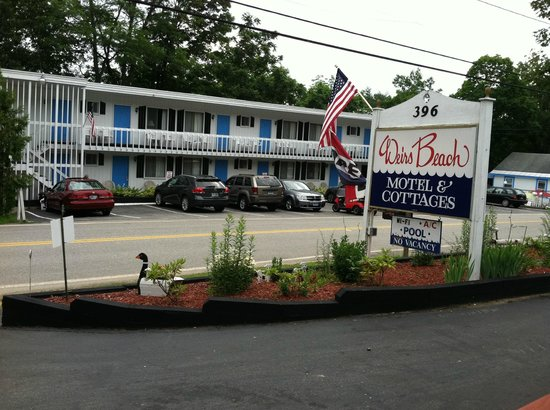 Charmant Weirs Beach Motel And Cottages: The Motel