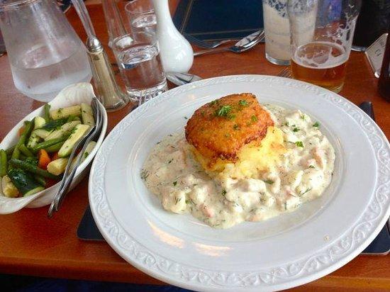 Sannox Bay Hotel  & Restaurant: Yum!
