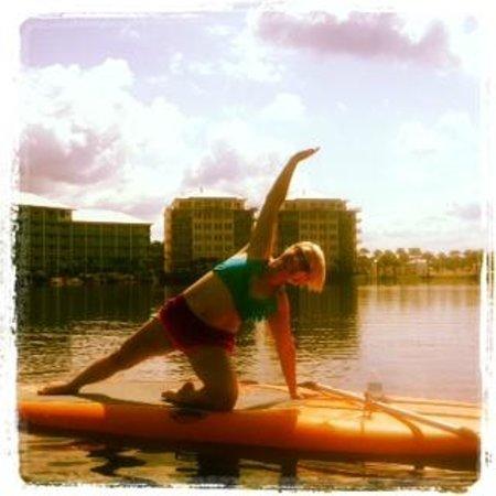Yoga Elements: Water yoga