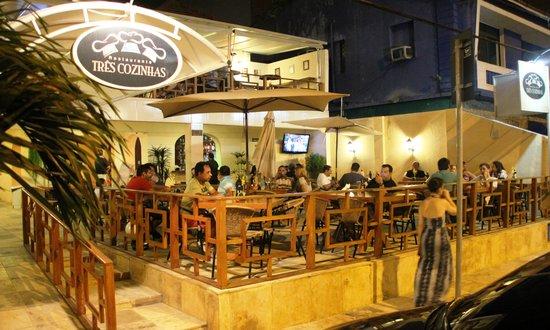 Restaurante Três Cozinhas