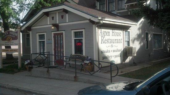 Aspen House Restaurant Rawlins Wy