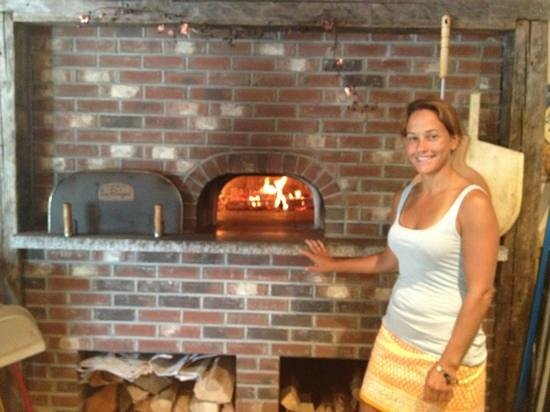 Pizza Oven Picture Of Farmers Table Grantham TripAdvisor - Farmers table nh