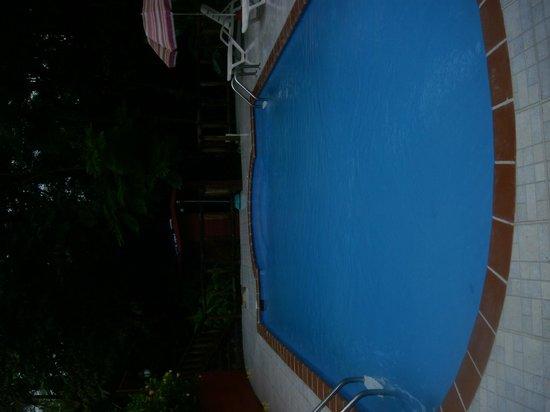 Hotel Hacienda CoopeAgri: piscina