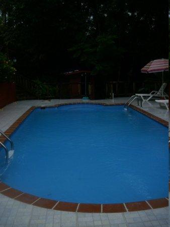 Hotel Samsara: piscina