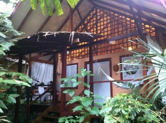 Namuwoki Lodge: vue extérieure