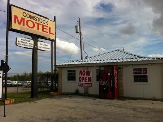 Comstock Motel Foto