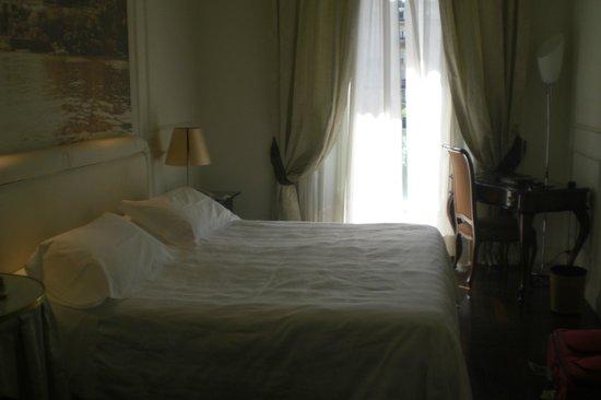 Albergo Terminus Hotel: Bedroom