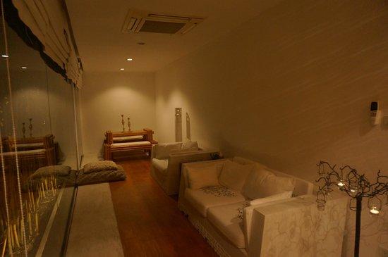 Supanniga Home: ห้องรับแขก