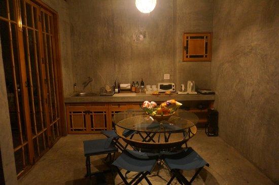 Supanniga Home: ห้องครัว