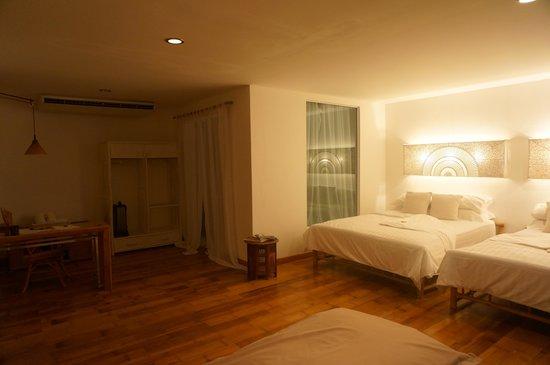 Supanniga Home: ห้องนอน