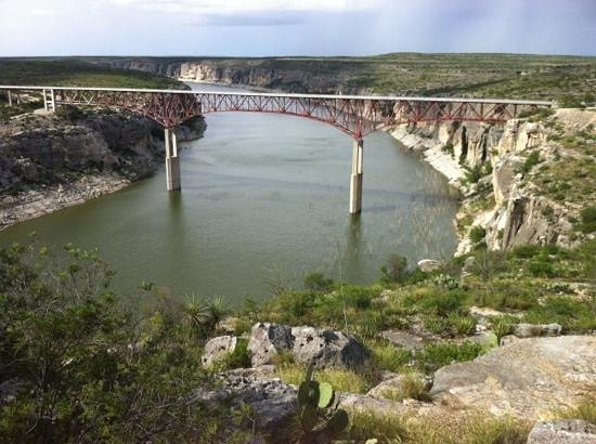 Seminole Canyon State Park and Historic Site: Add a caption
