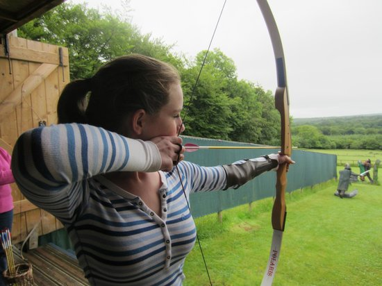 Dragon Archery Centre: Taking aim