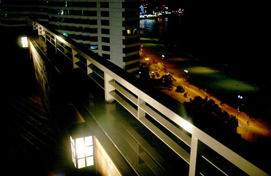 日落商務酒店照片