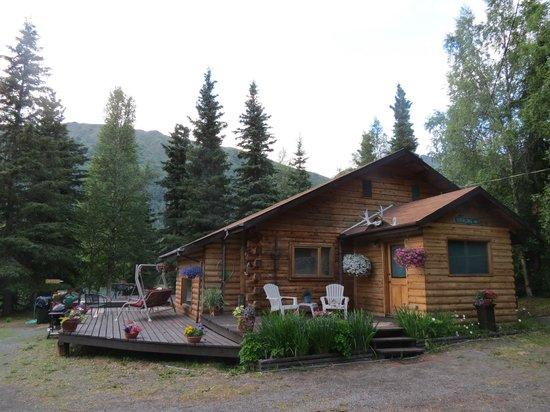 Merveilleux Riverhaven Cabin