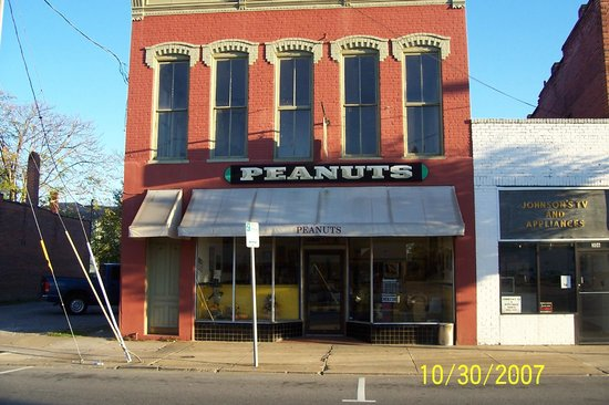 Planters Peanut Center