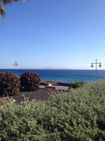 IBEROSTAR Lanzarote Park: Sea view from Block C