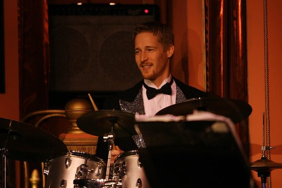 The BC Supper Club: Anthony Ray, Percussion