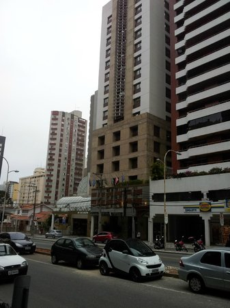 Four Points by Sheraton Curitiba: Outside photo