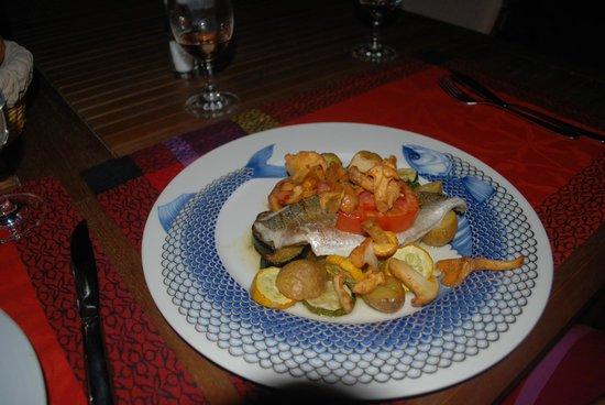 Restaurant LA PETITE FRANCE : Fresh Fish