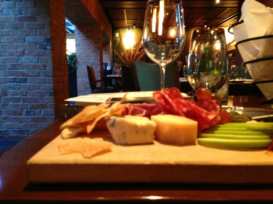 Baca at The Inverness: ARTISAN CHEESES & MEATS