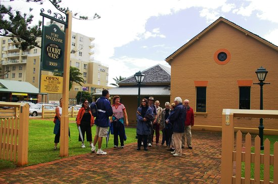 Port Macquarie Hastings Heritage - Walking Tours
