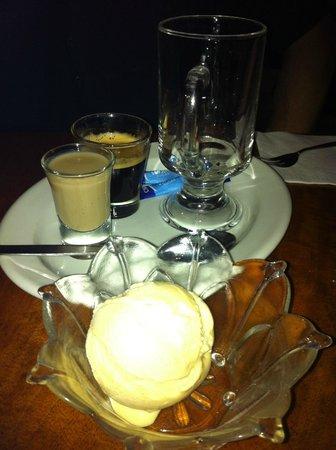 Bel Paese : Dessert