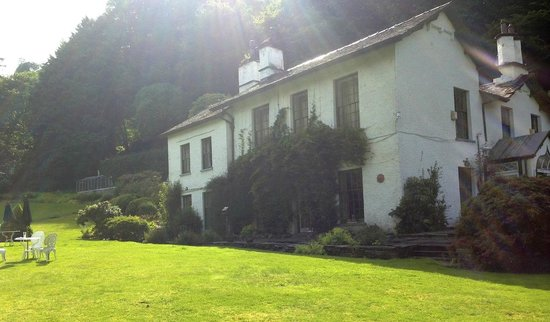 Foxghyll Country House B&B: Side