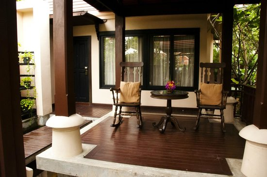 Siripanna Villa Resort & Spa: Villa