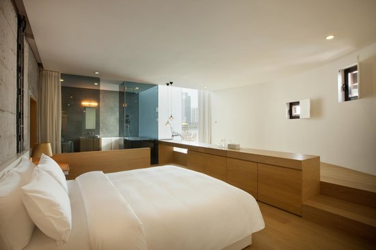 Window View - Picture of The Waterhouse At South Bund, Shanghai - Tripadvisor
