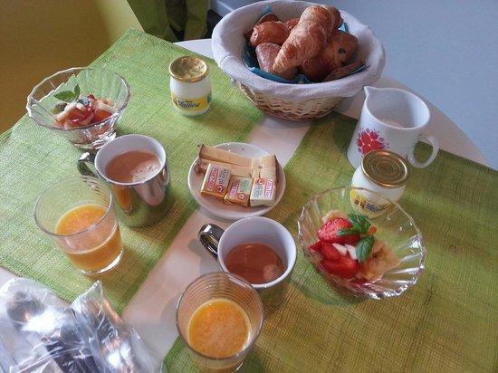 Villa Cosy : Yummy breakfast
