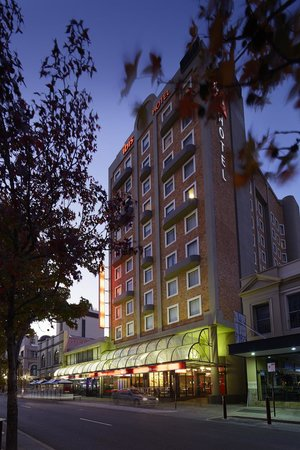 Ibis Perth Perfectly Located At 334 Murray Street