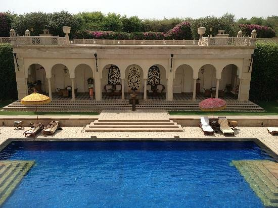 The Oberoi Amarvilas: Hotels Amarvilas