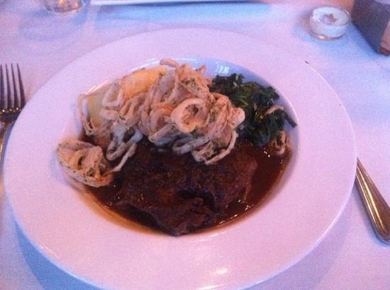 Sauce: Braised Beef Short Rib