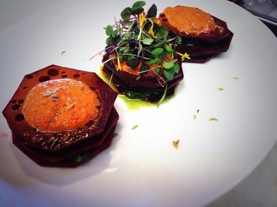 Prairie Ink Restaurant: mad beets