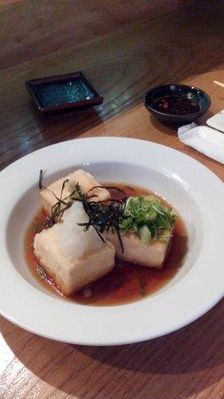 Irori Japanese Restaurant: FriedTofu
