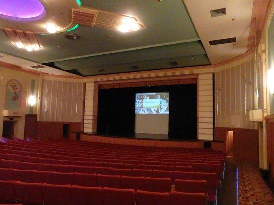 Napier Municipal Theatre: Beautiful art deco theatre
