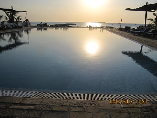 Hotel Verde Zanzibar - Azam Luxury Resort and Spa: Sundown