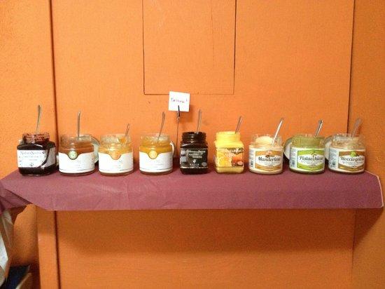 Camere a Sud: Degustazione prodotti tipici