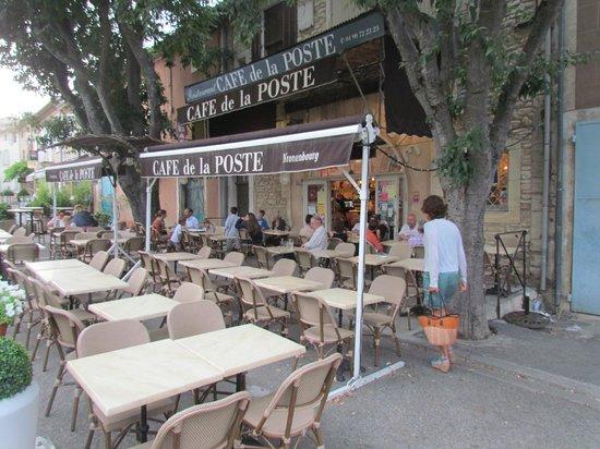 Avis Restaurant Manosque Cafe De La Poste