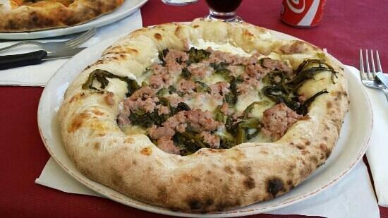 Pizzeria Luna Caprese Sas Di Luna Michelina : spettacolare!!