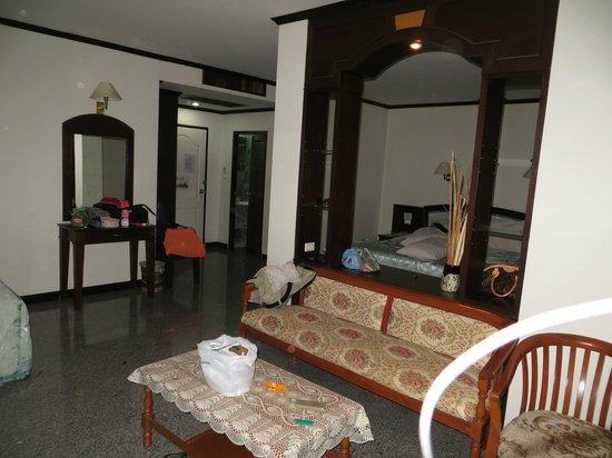 Green House Hotel : Familiekamer