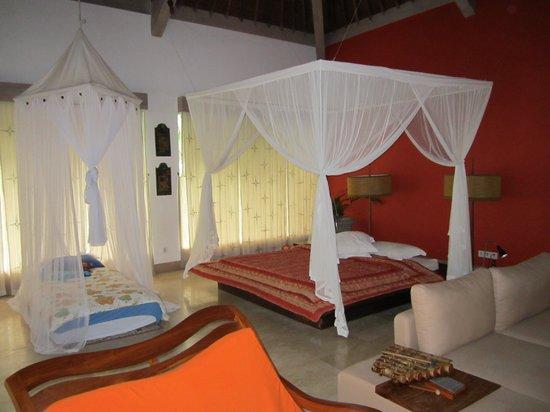 Pandawas Villas: Inside Villa Nakula