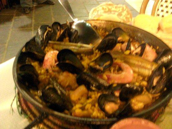 Casa Fernandez : paella