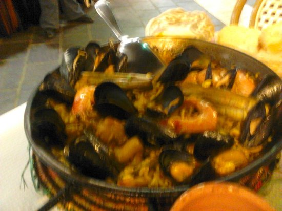 Casa Fernandez : paella x 2