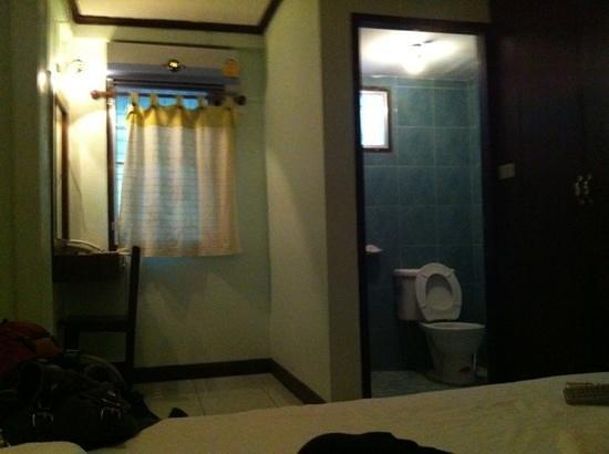Amarin Inn : stanza doppia, standard room