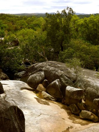 Granite Gorge Nature Park: Granite Gorge